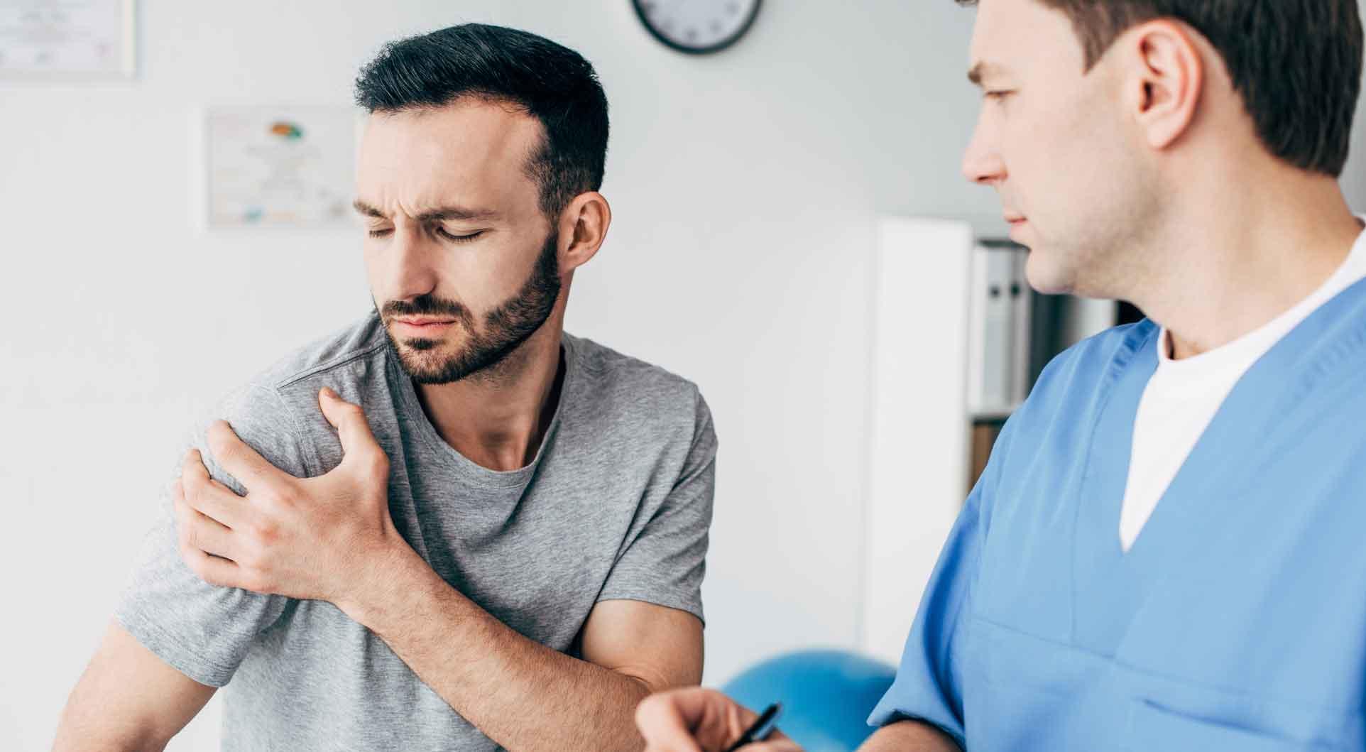 Bursite, Tendinite e a Síndrome do Impacto no Ombro